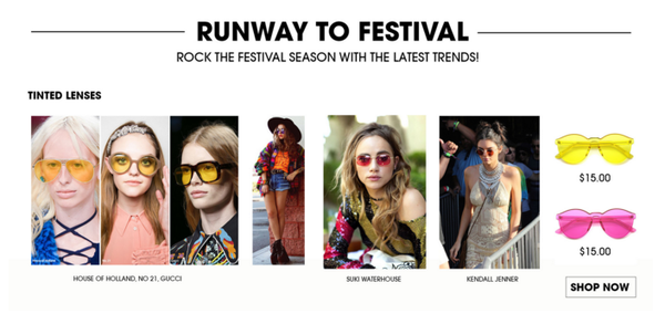Runway To Festival