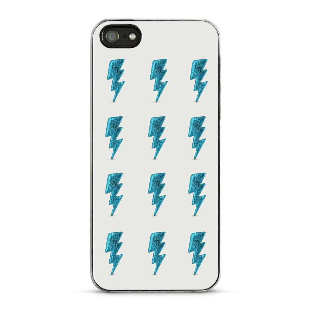 Small Bolt Sticker - Turquoise