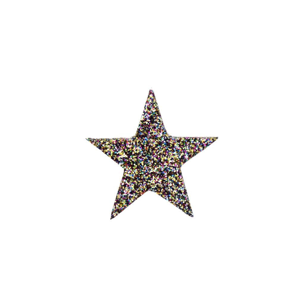 Small Star Sticker - Glitter