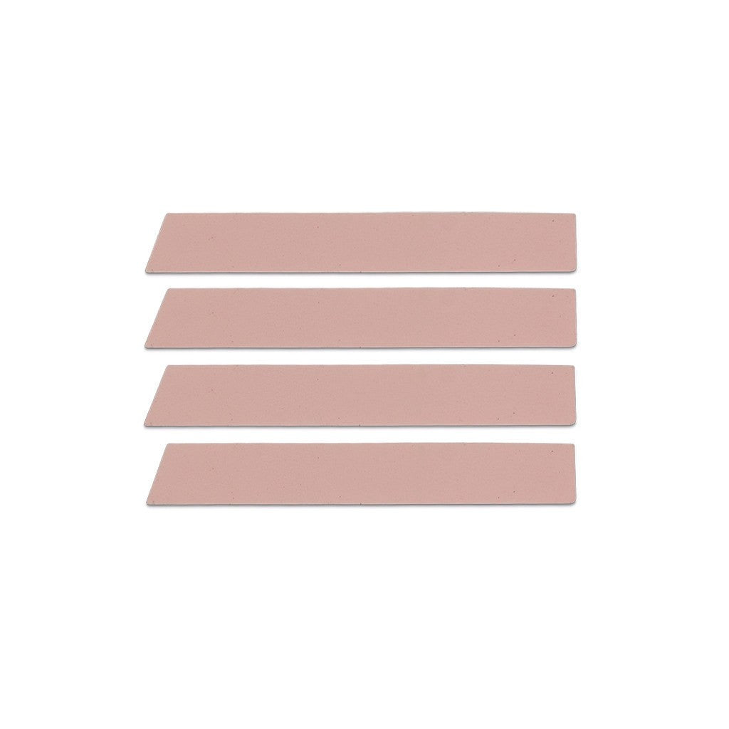 Skinny Stripe Sticker- Pink  (Includes 8 Stickers)