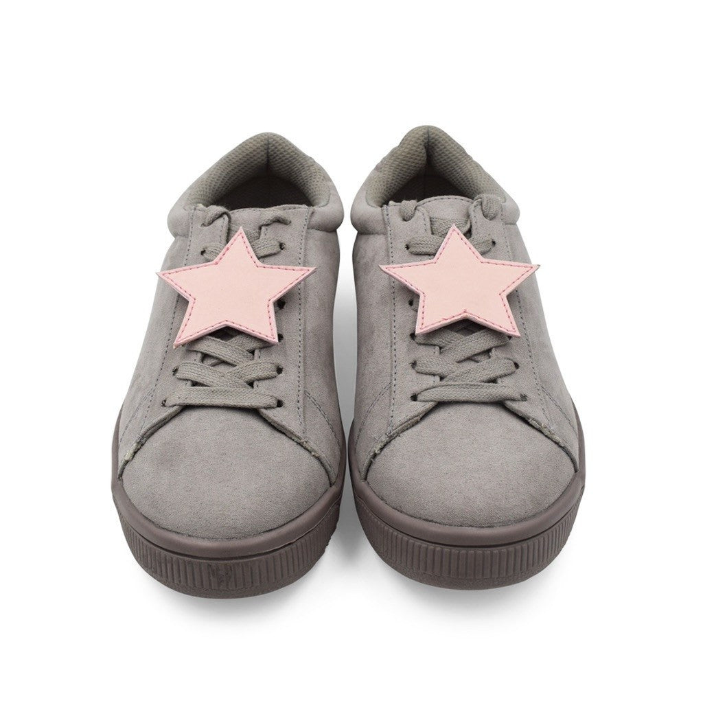 Star Shoe Cover - Baby Pink