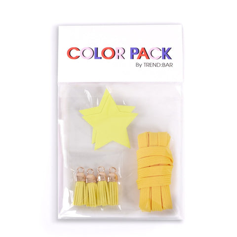 Color Pack Yellow