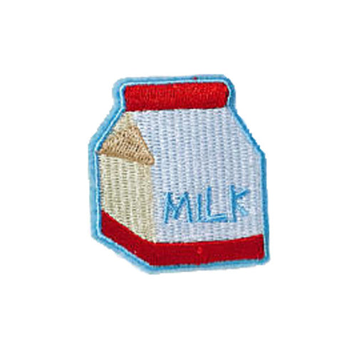 Milk Carton Patch