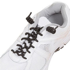 Curly Shoelace - White