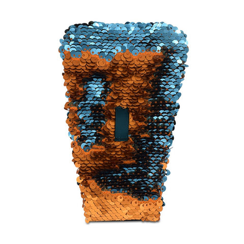 Tongues - Teal/Orange Sequin (2 Pack)