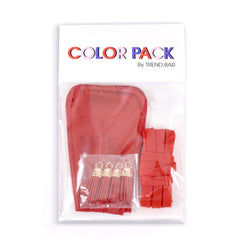 Color Pack Red