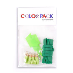 Color Pack Green
