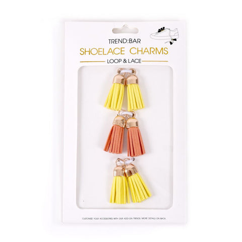 Tassel Pack - Yellow/Orange