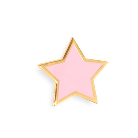 Star Charm-Light Pink