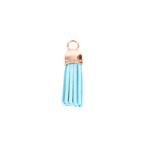 Tassel-Light Blue