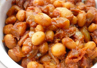 Seasoned Pinto Beans - Danny's BBQ Sauce Recipe