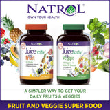 Natrol® JuiceFestiv 240 Capsules | Fruit & Veggie Superfood! - Vitamin Hot Spot