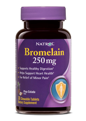 Natrol® Bromelain 250mg 30 Tablets | Pineapple Power! - Vitamin Hot Spot