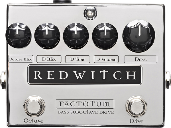 Factotum Suboctave Bass Overdrive