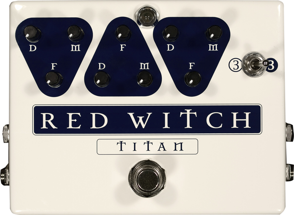 Titan Delay - Triple Delay