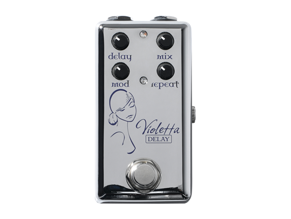 Violetta Delay -  with modulation