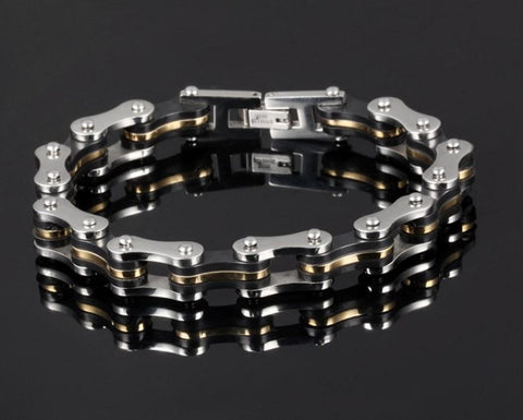 Cycling Gears Cool Bracelet