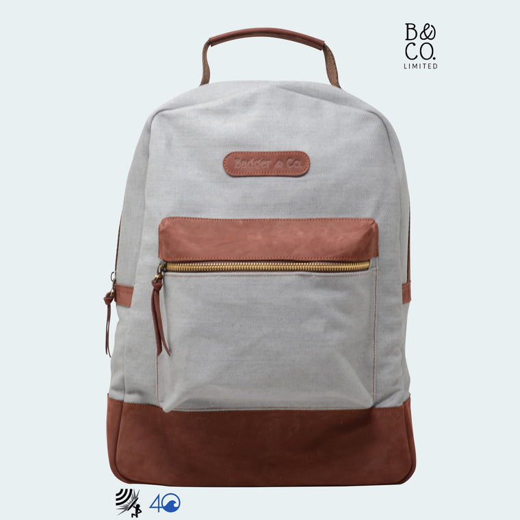 Limited Denim Backpack