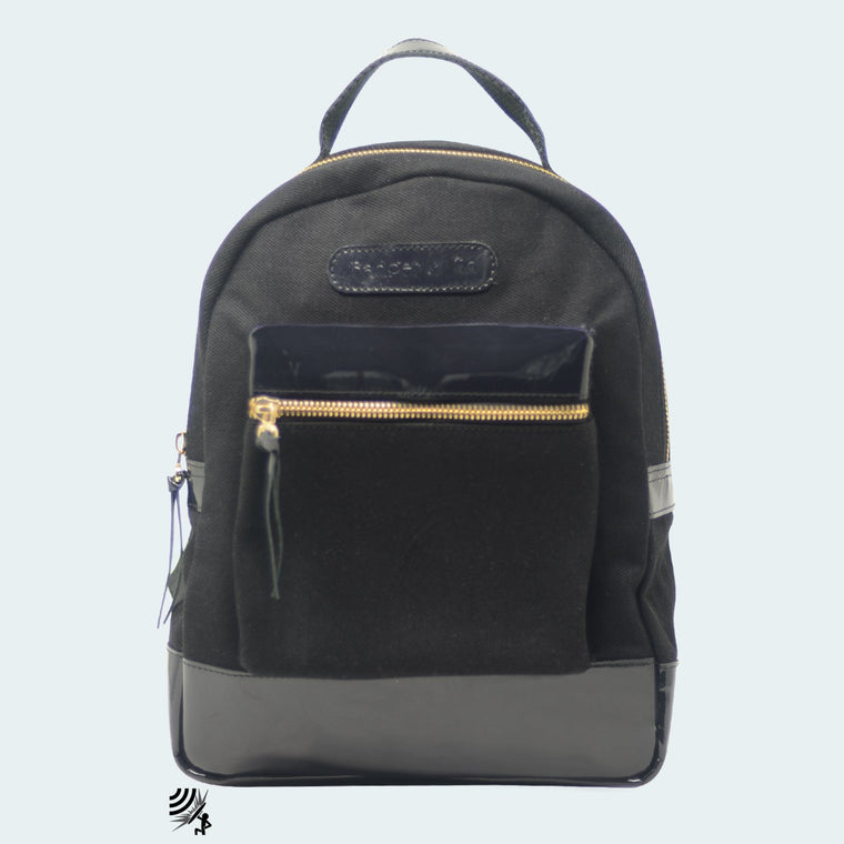 Clearance - Denim Backpack