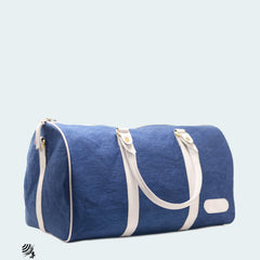Denim Overnighter Duffle