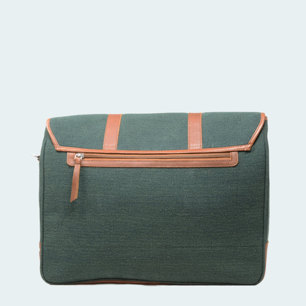 Clearance - Denim Messenger