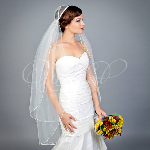 Illusion Juliet Cap Veil
