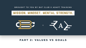 Webinar: Mission Part 2 - Goals, Values and Prepping For Your Mission Statement