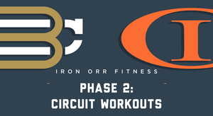 Phase 2 - Week 3: Circuit Workouts