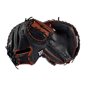 "2019 Wilson A2K M2 33.5"" Catcher's Baseball Mitt 