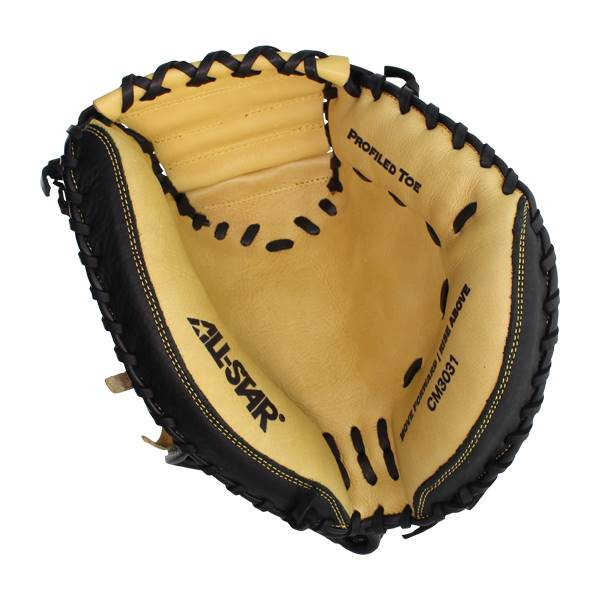 All-Star ADULT COMP CATCHERS MITT CM3031 33.5""