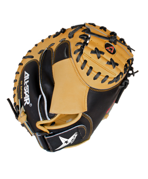 All-Star ADULT PRO ADVANCED™ CATCHERS MITT CM3100SBT