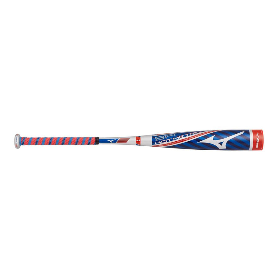 2019 Mizuno USSSA B19 Hot Metal Baseball Bat (-10) | Mizuno | Bat Club USA