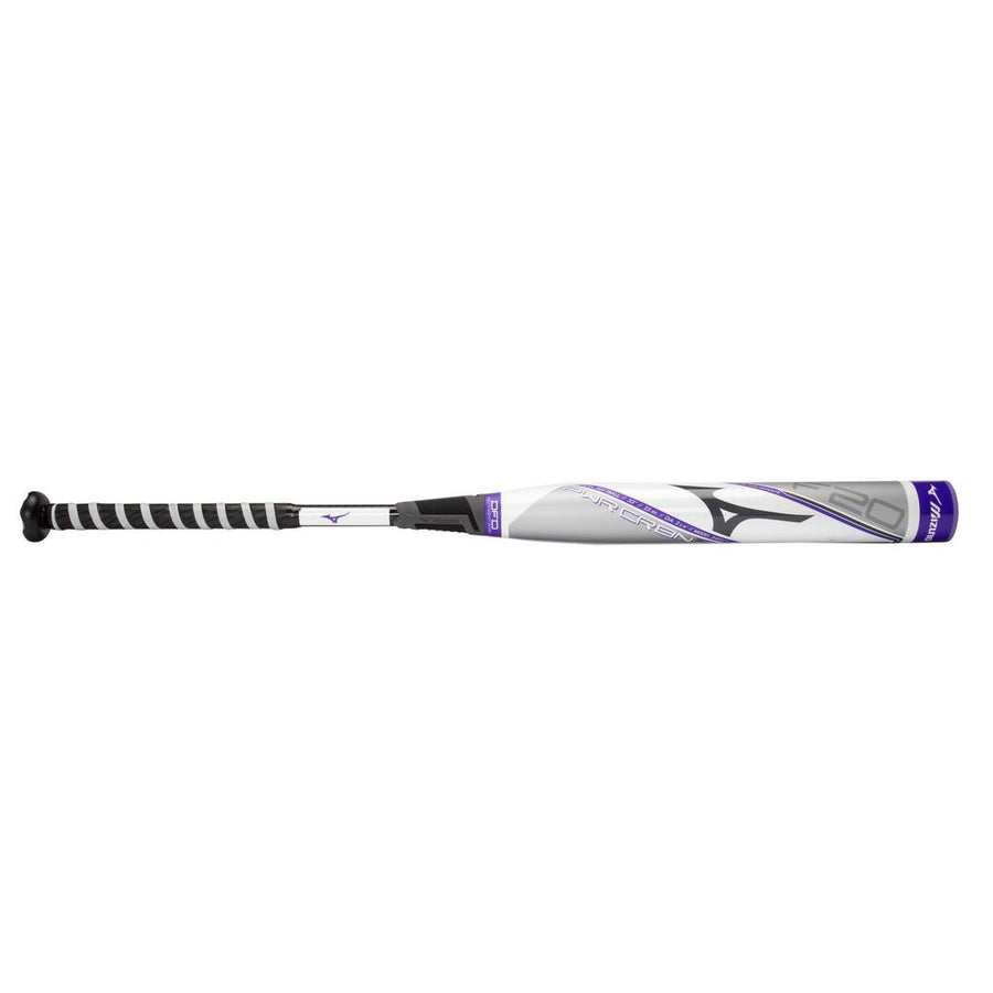 2020 Mizuno F20 Power Carbon Baseball Bat (-10)