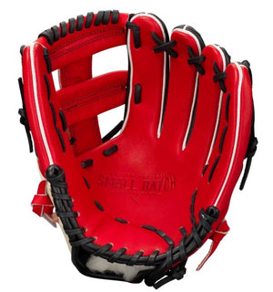 "Easton Small Batch Glove CORAL SNAKE BATCH NO. 51-2 INFIELD 11.75"" - - Limited Edition"