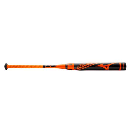 2019 Mizuno Crush-End Load (USSSA) Slow Pitch Softball Bat - Blazing Orange