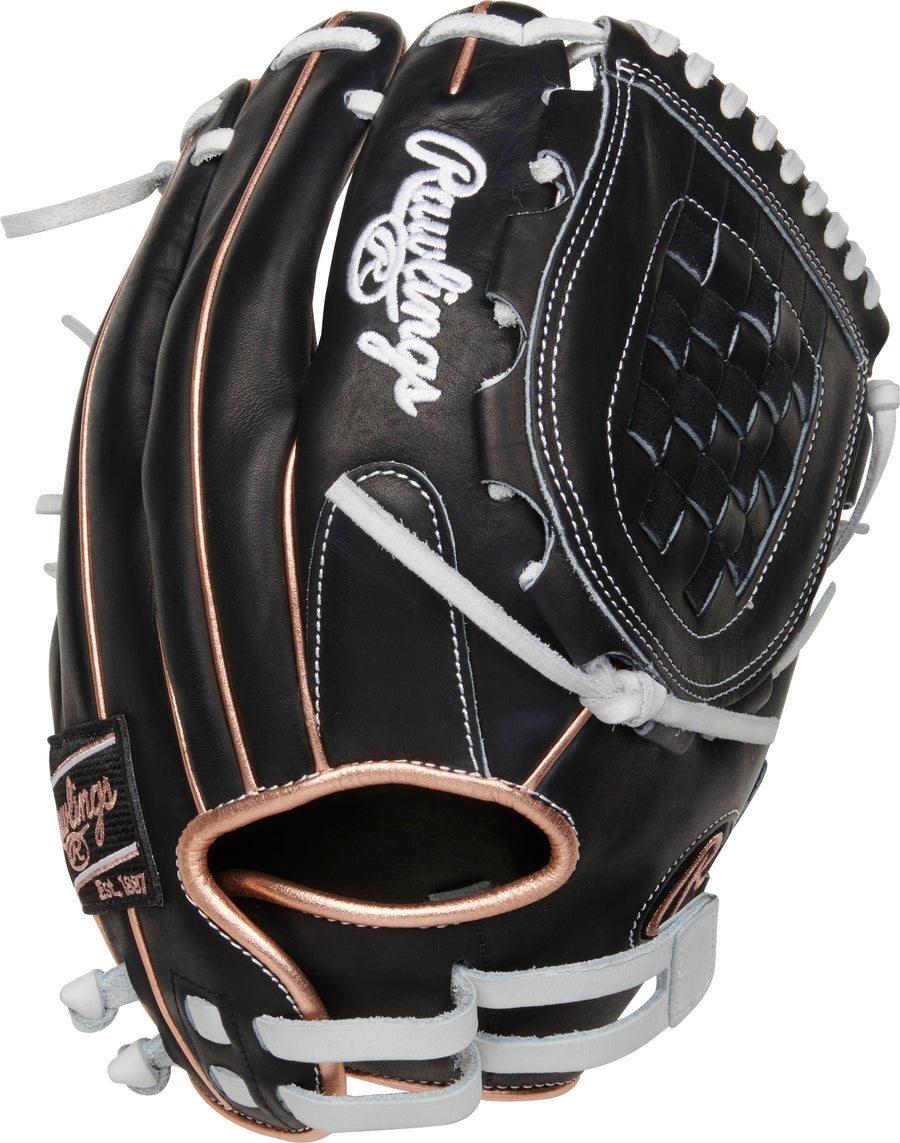 "2021 Rawlings HEART OF THE HIDE 12"" SOFTBALL GLOVE PRO120SB-3BRG"