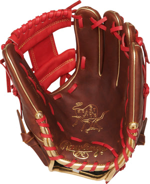 "Rawlings Heart of the Hide 11.5"" Infield Glove PRO204-2TIG"