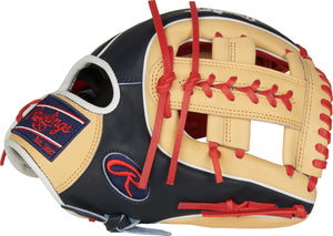 "2021 Rawlings 11.5"" HEART OF THE HIDE INFIELD GLOVE PRO314-19SN"
