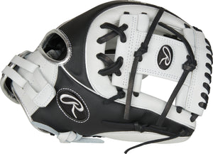 "2021 Rawlings HEART OF THE HIDE 11.75"" SPEED SHELL SOFTBALL GLOVE PRO715SB-2WSS"