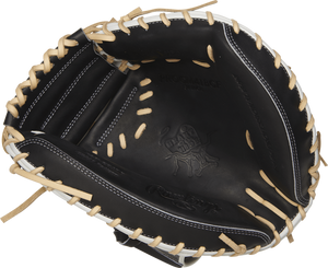 "Rawlings Heart of the Hide Hyper Shell 34"" Catcher's Mitt"