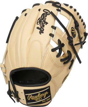 "2021 Rawlings 11.5"" HEART OF THE HIDE INFIELD GLOVE PRONP4-2CB"
