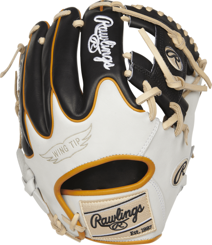 "Rawlings Heart of the Hide 11.5"" R2G Wing Tip Infield Glove"