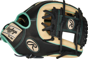"2021 Rawlings 11.5"" HEART OF THE HIDE INFIELD GLOVE PROR314-2CBM"