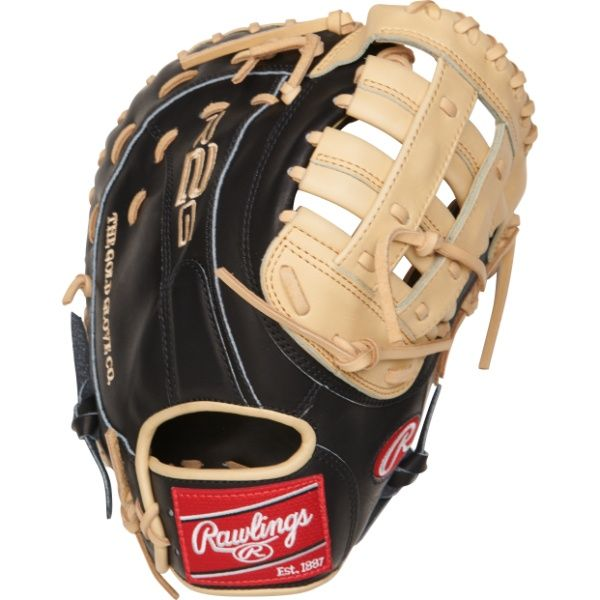 "Rawlings Heart of the Hide R2G Series 12.5"" 1st Base Mitt 