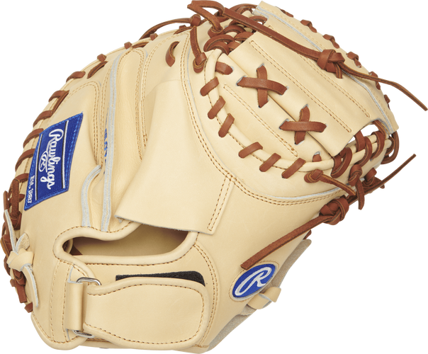 "Rawlings Heart of the Hide Salvador Perez 32.5"" Catchers Mitt"