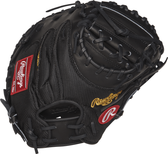 "Rawlings Heart of the Hide 34"" Yadier Molina Gameday Pattern Catcher's Mitt"