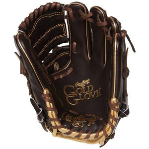 Rawlings Gold Glove 11.75 in Mocha Infield/Pitcher Glove