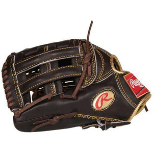 "Rawlings Gold Glove 12.75"" Mocha Outfield Glove"