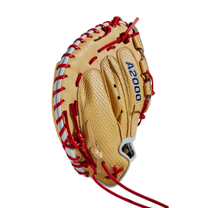"2021 Wilson A2000 AM1 GM 33.4"" Fastpitch Catcher's Mitt"