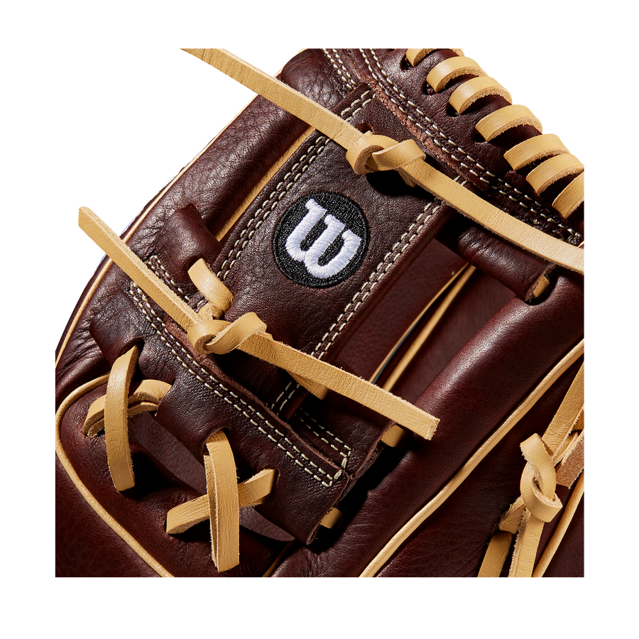 "2019 A1000 1786 11.5"" Baseball Glove Brown/Blonde"